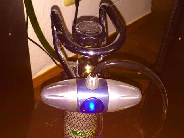 CO2-Aquarium-Düngung mit Nachtabschaltung von Dennerle