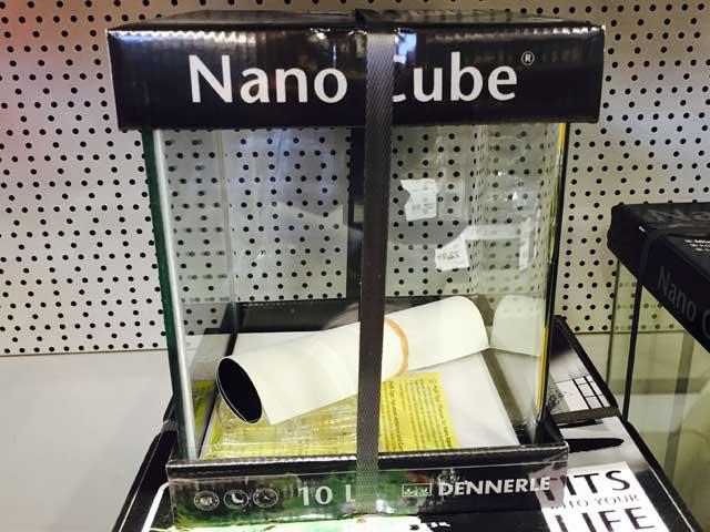 Nano-Aquarium kaufen Fragen