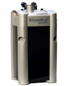 Aquarium Außenfilter Test JBL CristalClear e901 greenline
