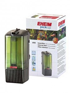 aquarium innenfilter test eheim pickup 45