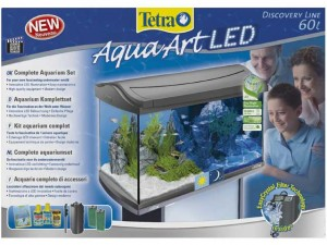 Tetra AquAar Discovery Line LED Lieferumfang