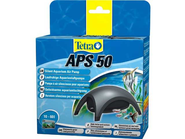 Tetra APS Aquarienluftpumpe Test